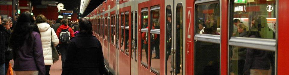 S-Bahn-Chaos in Stuttgart