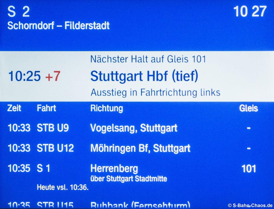 FIS-Monitor Anschlüsse in Hbf (tief)