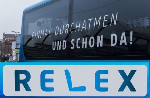 Der Slogan für RELEX