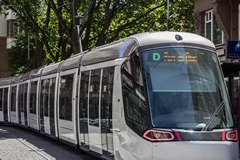 Tram Straßburg