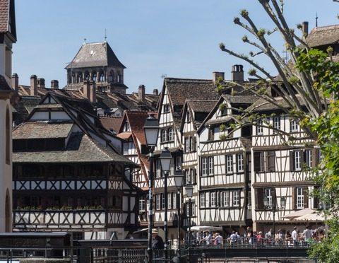 Straßburg - La petite France