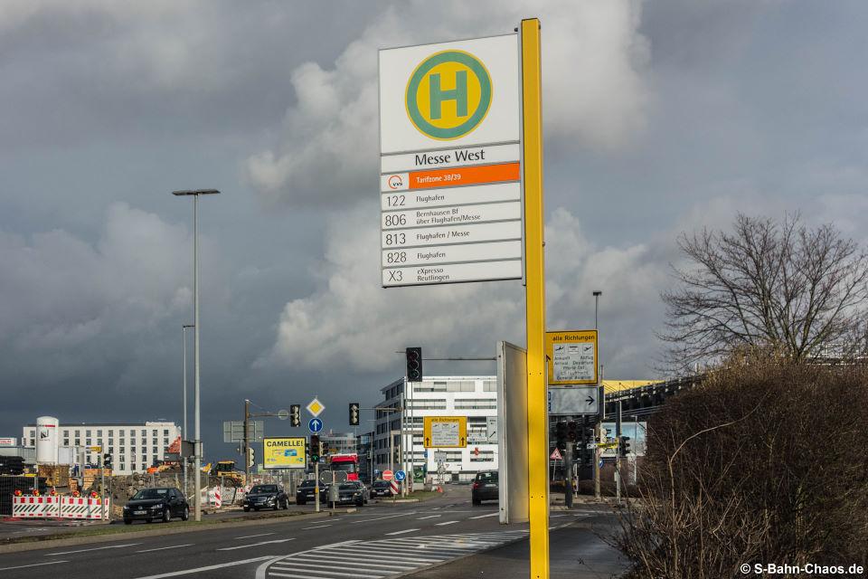 In diesem Bereich müsste der übergangsweise Ersatzbusbahnhof sein