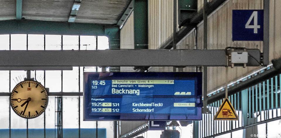 S-Bahn-Gleis 4 Hbf (oben) Zoom
