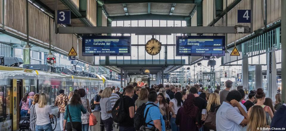 S-Bahn-Gleis 4 Hbf (oben)