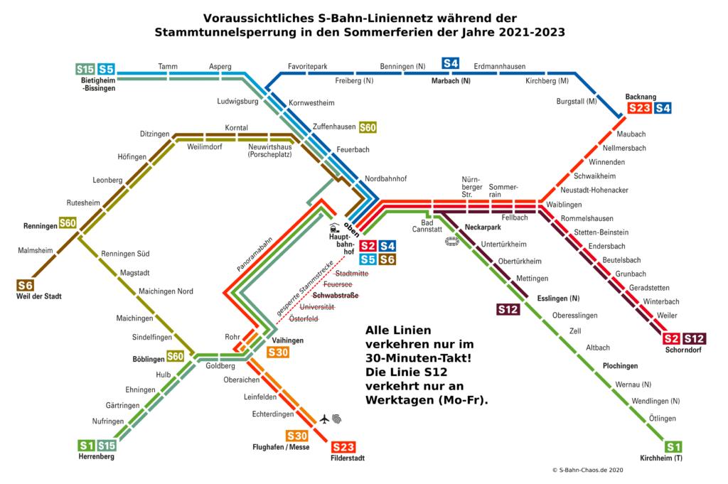 S12 Köln Fahrplan